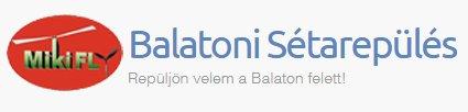 Balatoni Sétarepülés